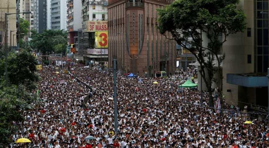 Hong Kong Auslieferungsgesetz